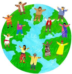 21st May: WORLD DAY FOR CULTURAL DIVERSITY FOR DIALOGUE AND DEVELOPMENT