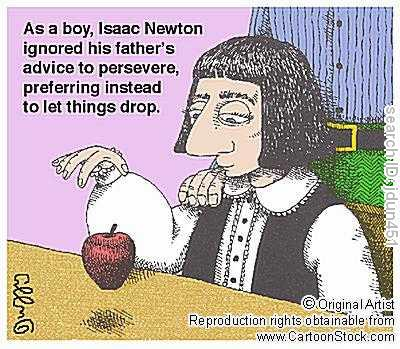 ISSAC NEWTON, GRAVITY FOR KIDS