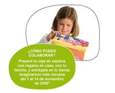 II Campaña Anual Niños Solidarios