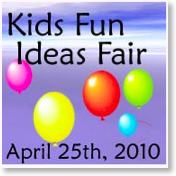 Kids Fun Ideas Fair