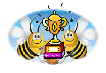 1st term SPELLING BEE!!!